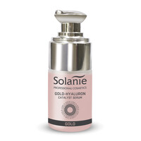 Solanie Gold-Hyaluron Catalyst Serum - 15ml