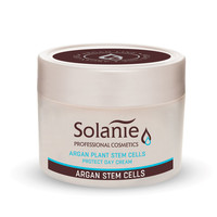 Solanie Argan plant stem cells Protect day cream 100 ml