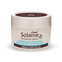 Solanie Argan plant stem cells Moisture moisturizing & tightening mask 100 ml