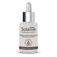 Solanie Argan plant stem cells Contour eye care serum 30 ml
