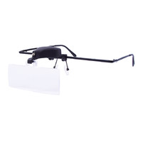 Long Lashes magnifying glass with LED lamp
