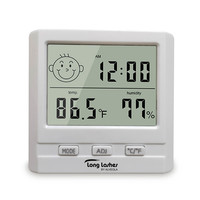 Long Lashes digital heat and humidity meter