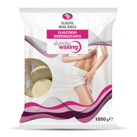 Alveola Waxing  Hypoallergenic intimate wax disk with shea butter in bag 1000g