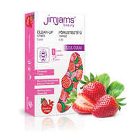 JimJams Beauty Clear up Strips with strawberry design 3pcs/box