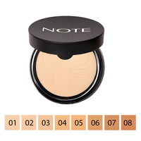 NOTE  luminous silk compact púder bézs 01