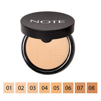 NOTE  luminous silk compact púder közép bézs 03