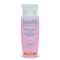 Solanie Face toner with antibacterial elements 150ml
