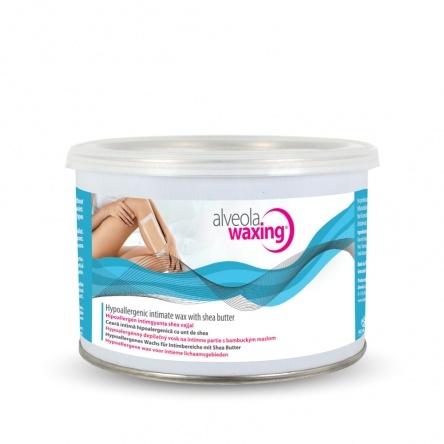 Alveola Waxing Hipoallergén Intim gyanta shea vajjal